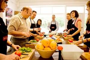 Кулинарные курсы за границей